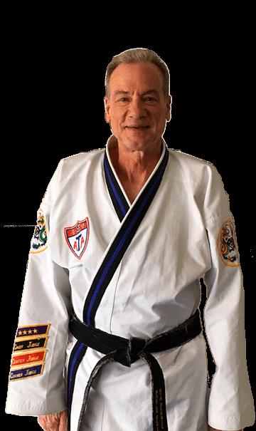 Master Kevin Mende Karate Atlanta